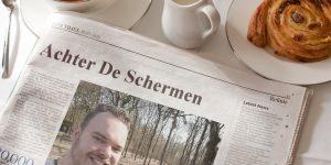 Berend Jansen - Achter de Schermen - Heemgaard Reünie